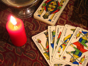 FirstTarotReading